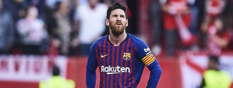 Leo Messi ha dictado una orden a Ernesto Valverde. El astro argentino quiere ganar al Real Madrid y para ello está dispuesto a salir con todo y con todos. Pero sabe que un futbolista lastra las opciones del Barça.