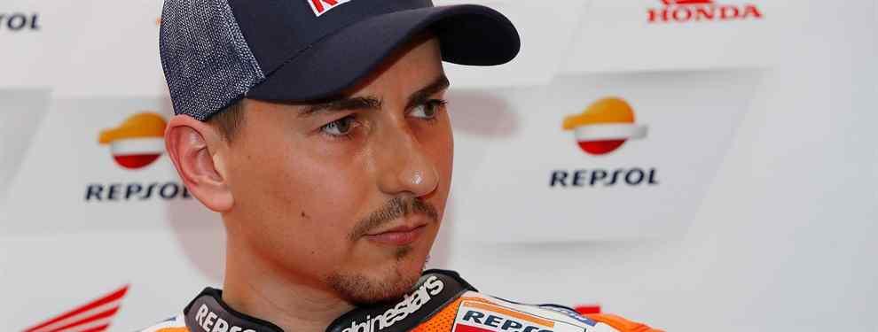 Jorge Lorenzo vuelve guerrero. El español, que debuta en Honda como compañero de Marc Márquez, va soltando pequeños avisos que tiene al campeón como diana.