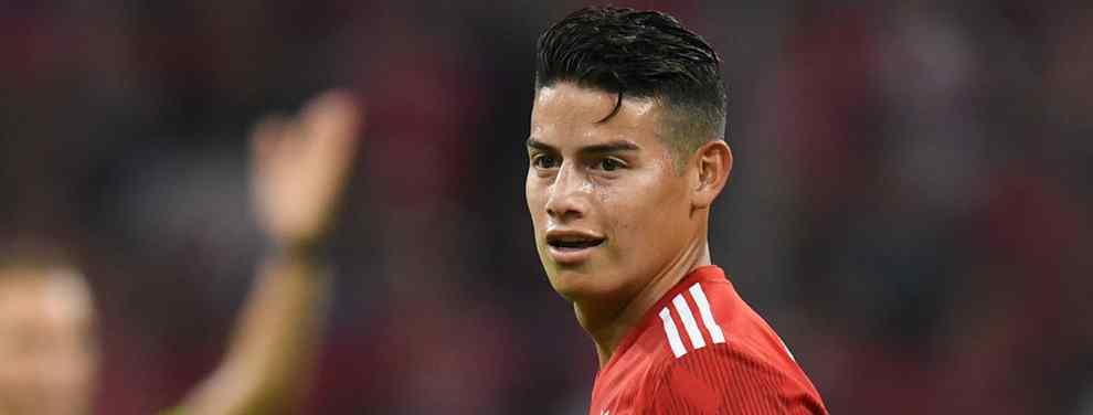 James Rodríguez desvela con que equipos juega al FIFA 19