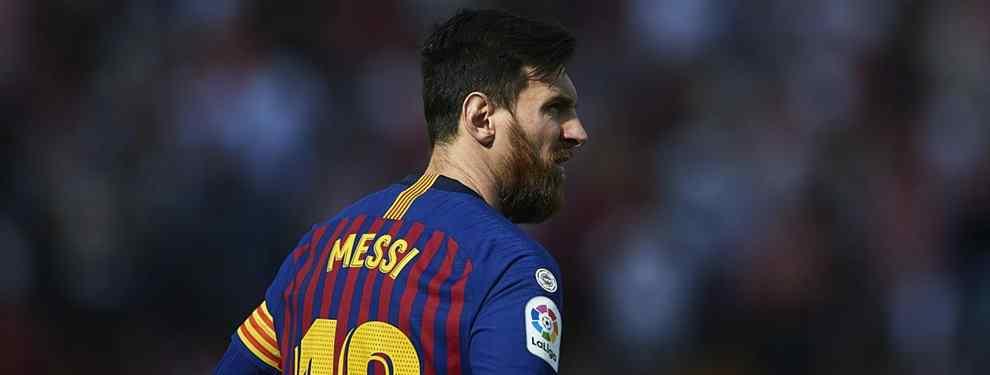 30 millones de euros: Leo Messi da el OK a una venta del Barça (y hay sorpresa)