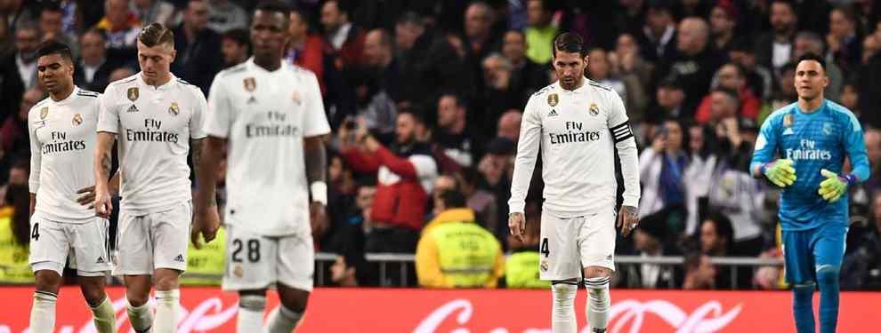¡Escandaloso! La rajada de un crack del Real Madrid contra Kroos, Carvajal y Varane tras el Clásico