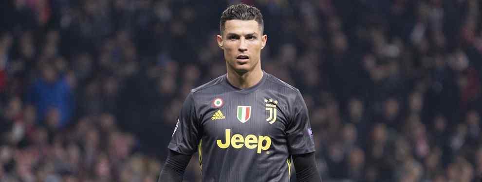 Cristiano Ronaldo señala la manzana podrida del Real Madrid (y hay sorpresa)