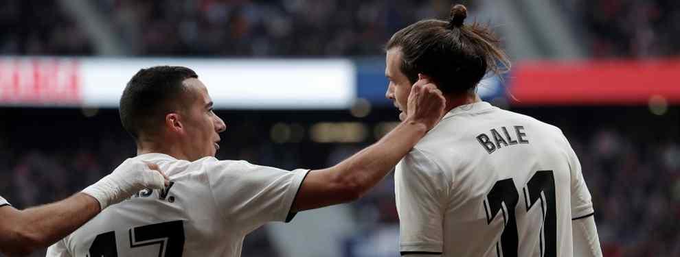 Escándalo. Así describen desde dentro lo que está pasando fuera con Gareth Bale.  El galés, señalado por el equipo y el club, tiene decidido hacer el petate a final de curso con consecuencias terribles para el Real Madrid