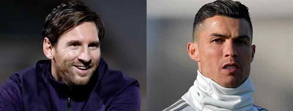 Chivatazo a Messi: la estrella del Barça que se va con Cristiano Ronaldo a la Juventus