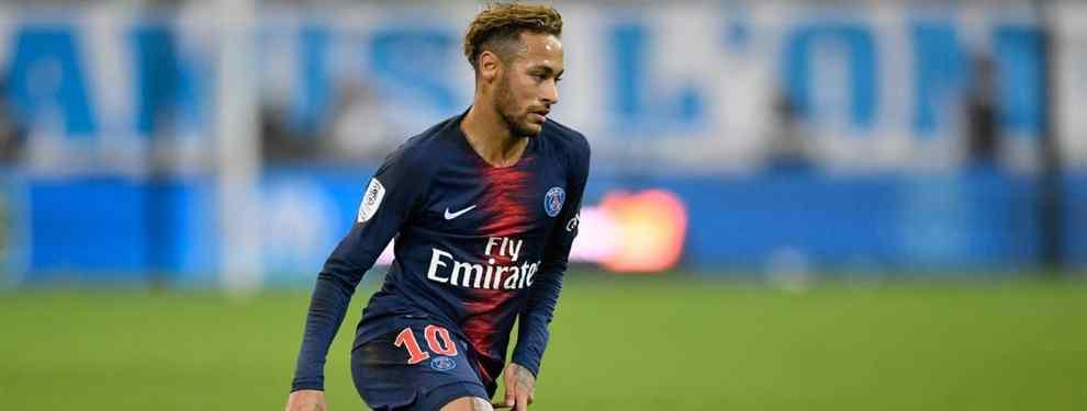 Florentino Pérez no tira la toalla.  En el Real Madrid manejan una información muy distinta a la que Nasser Al-Khelaïfi, capo del PSG, y el padre de Neymar, hacen correr.