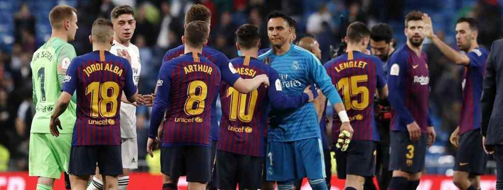 Luis Suárez no calla: la vacilada que humilla a Vinícius (y fue por Messi) en el Real Madrid-Barça