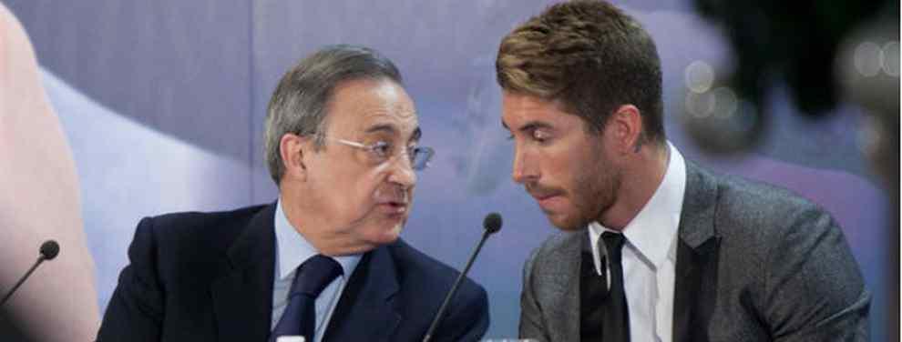 Tensión entre Sergio Ramos y Florentino Pérez: el último enfrentamiento en el Real Madrid