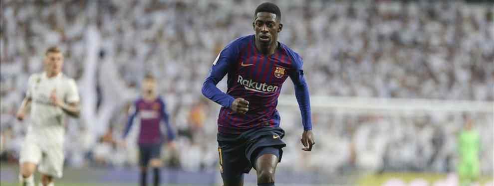 Dembélé revoluciona al Barça (y a Messi) con oferta bomba (y con morbo)