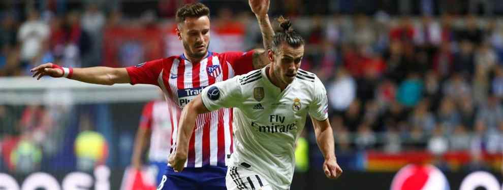 Bale y 40 millones para el Real Madrid: la llamada a Florentino Pérez en las últimas 24 horas