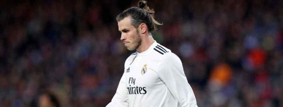 Gareth Bale sabe que vive sus últimos meses en el Real Madrid. El galés está señalado y apartado, y no deja de generar problemas. Pero, no se irá así como así y, antes, está dispuesto a generar un incendio.