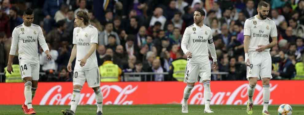 Florentino Pérez amenaza a Ramos, Benzema, Vinícius y compañía con un bombazo en el Real Madrid