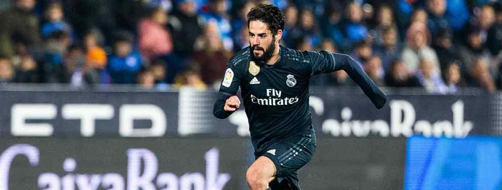 El último show de Isco: el escándalo que Florentino Pérez tapa en el Real Madrid