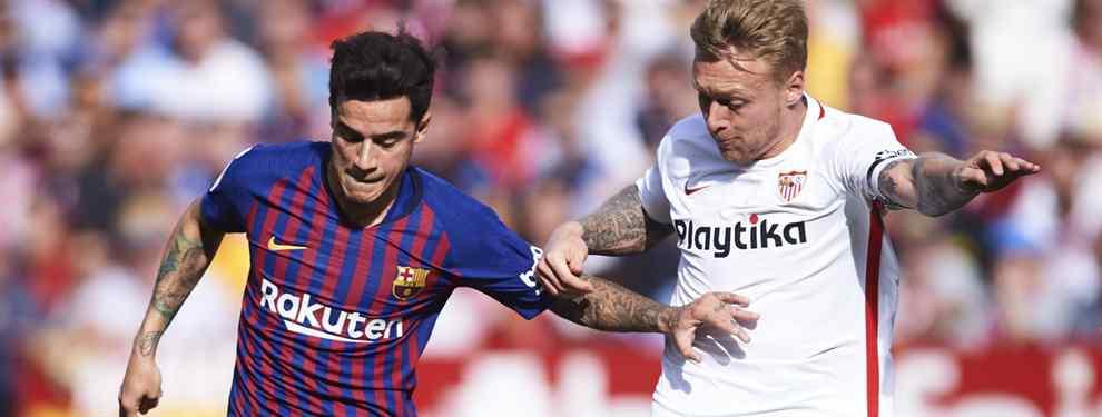 Y lo peor para Florentino está al caer: Coutinho está en un cambio de cromos sorpresa en el Barça