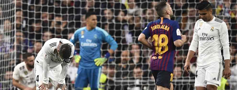 No lo para ni Sergio Ramos: el titular sorpresa que negocia su fuga del Real Madrid (y en secreto)