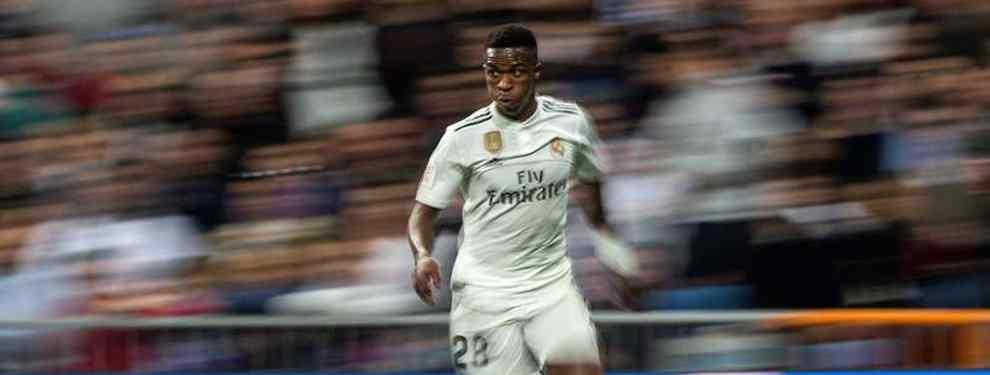 ¿Puede vender el Real Madrid a Vinicius a final de temporada? La oferta que lo cambia todo