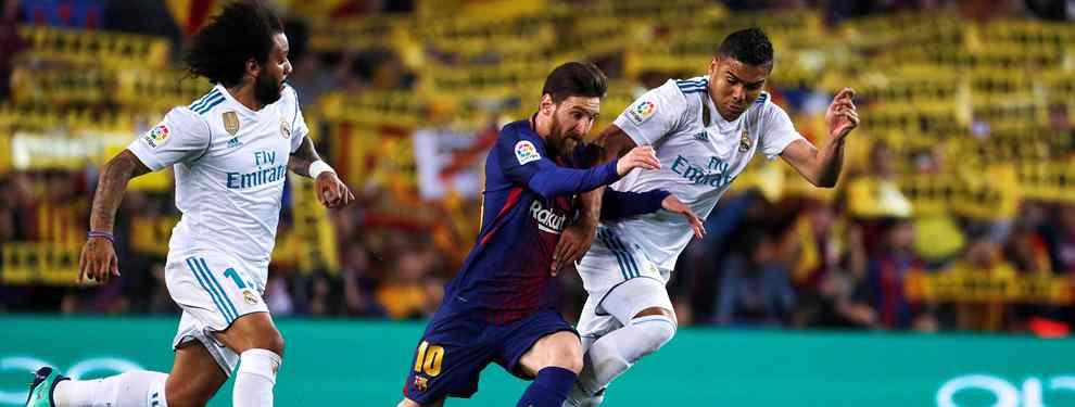 Messi ha dicho a la dirigencia que quiere al jugador merengue como sustituto de un Coutinho, que no ha podido encontrar el nivel por el que fue contratado. Uno cercano al de Neymar.