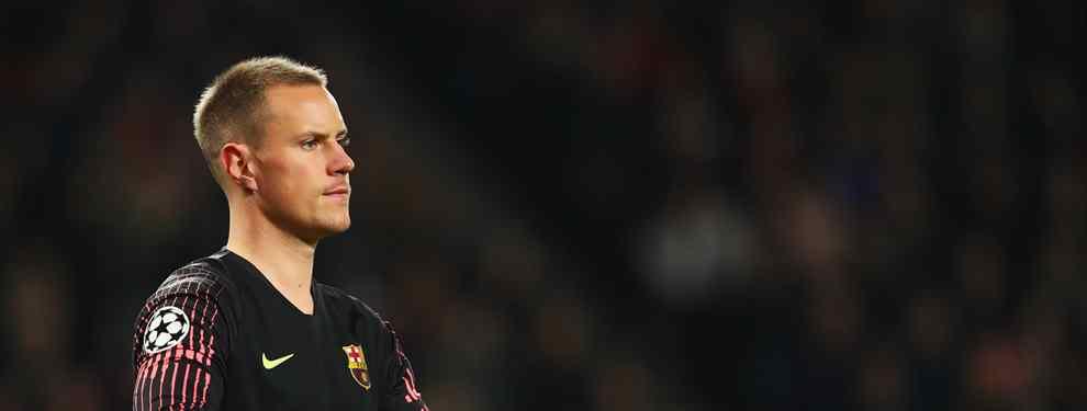 Las dos ofertas galácticas que ha rechazado Ter Stegen para seguir con Leo Messi