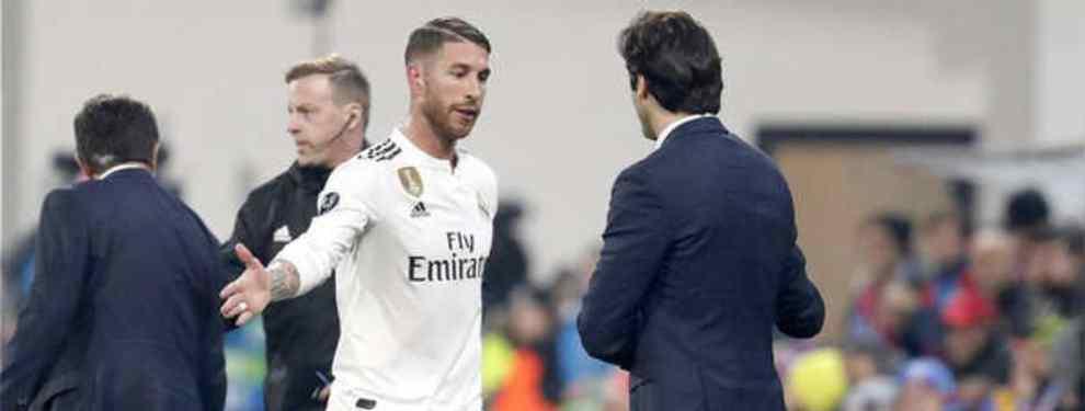 Solo una victoria merengue podría calmar un poco las tensiones dentro de un grupo que se siente impotente frente los malos resultados esta temporada en el Real Madrid.