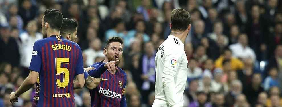 Quiero que te quedes: El jugador del Barça que se ganó a Messi en el Clásico