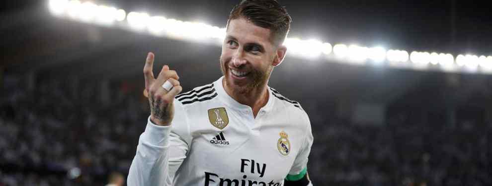 El central colombiano que gana enteros para suplir a Sergio Ramos en el Real Madrid