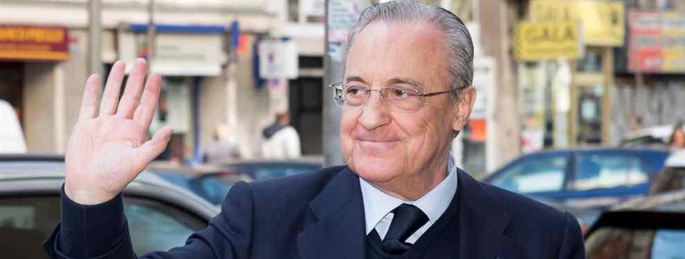 Florentino Pérez pierde un candidato al banquillo del Madrid: el entrenador TOP que ya tiene equipo