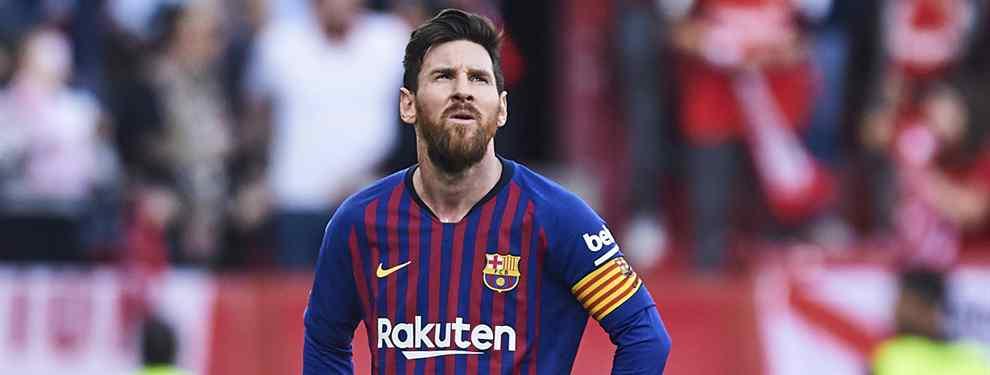 Florentino Pérez prepara su venganza contra el Barça: el fichaje que le quiere quitar a Messi