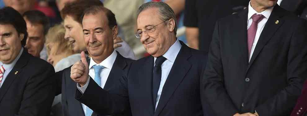 Florentino Pérez añade cinco nombres a la lista negra del Real Madrid (y hay sorpresas)