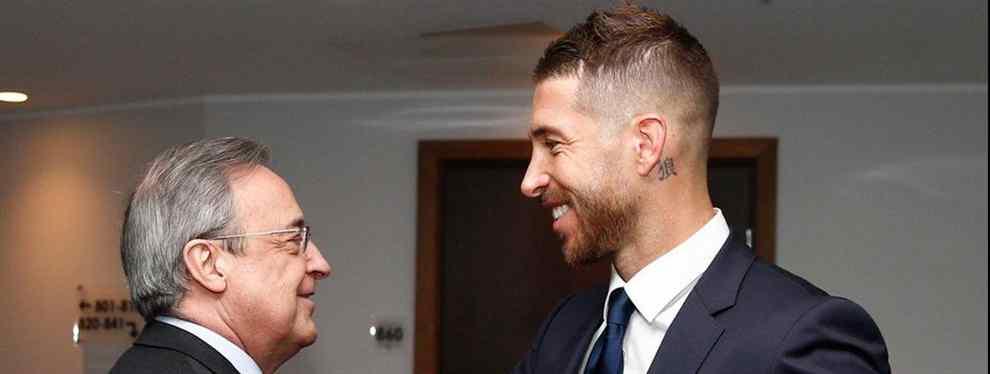 Sergio Ramos ha echado un cable a sus compañeros restándoles culpa y responsabilidad, que obviamente la tienen, del ridículo del Real Madrid en los Clásicos.