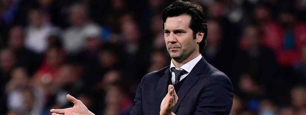 Solari atraviesa un mal momento en el Real Madrid. Un momento nefasto. El entrenador argentino ha quedado señalado tras las derrotas en el Clásico y su futuro no tiene dudas.