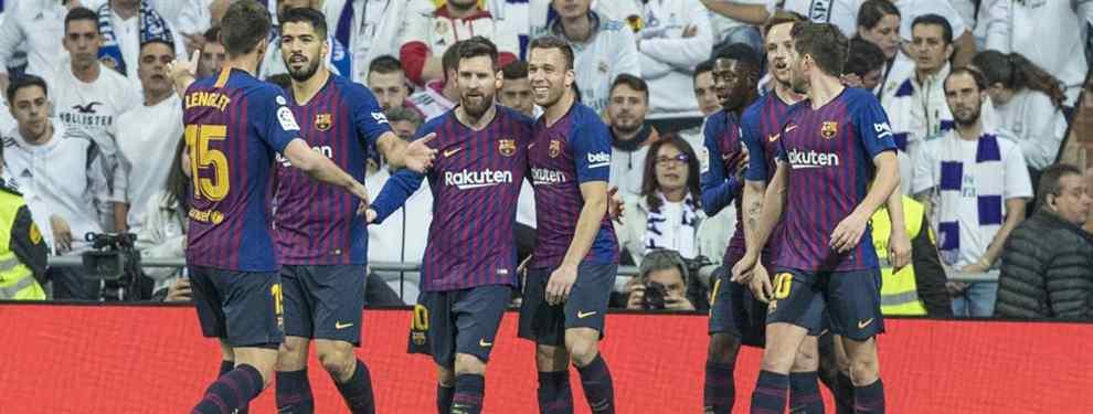 En el Barça también hay lío: más dinero o se va (y es un intocable de Messi, Luis Suárez y Piqué)