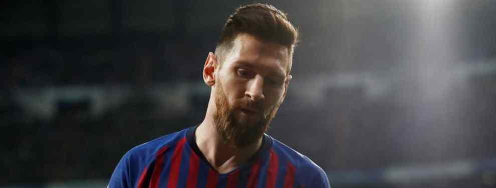 La estrella en la agenda de Florentino Pérez para el Real Madrid que tiene a Messi sin pegar ojo