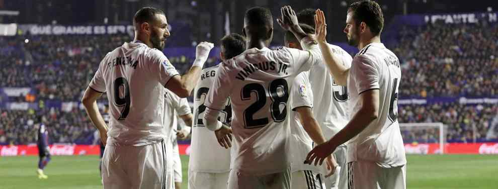 El club blanco pide 80 'kilos' y el crack danés del equipo inglés con quien, aseguran, ya hay acuerdo en firme, por Bale, uno de los grandes objetivos de los 'spurs' para el próximo curso.