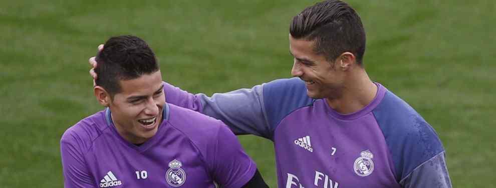 Cristiano Ronaldo no le quita el ojo al Real Madrid y tampoco al Barça.  El luso, amo y señor de Italia con la Juventus, tiene claro que para reinar en Europa precisa algo más.