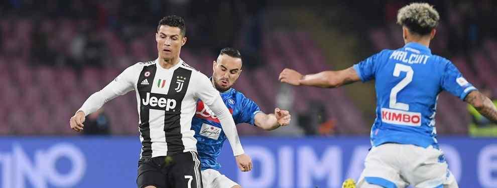 Cristiano Ronaldo se lleva a un crack en la agenda del Real Madrid (y de Florentino Pérez)