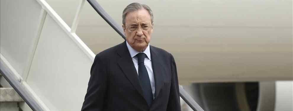 Bombazo: Florentino Pérez cierra al nuevo entrenador del Real Madrid (y no es Mourinho)
