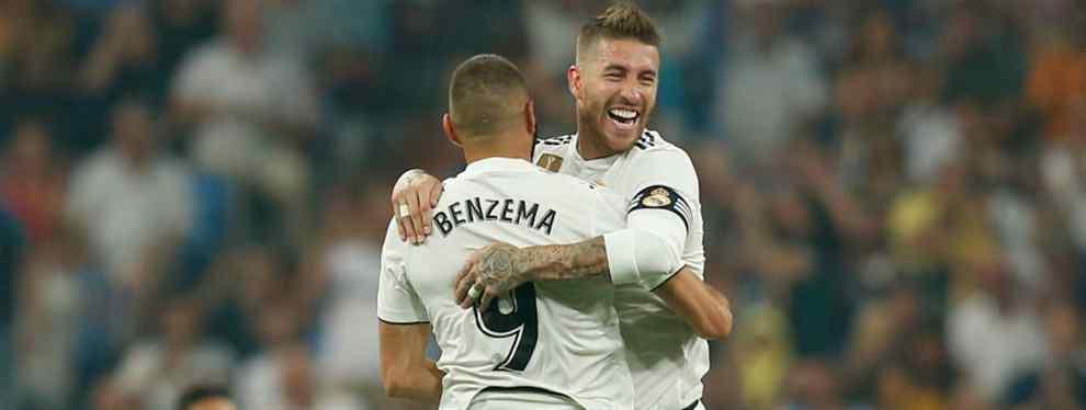 La fiesta loca que llega a Florentino Pérez: las fotos que avergüenzan a Ramos, Benzema y cía