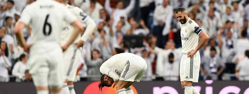 Florentino Pérez señala a los ocho culpables del ridículo del Real Madrid en Champions