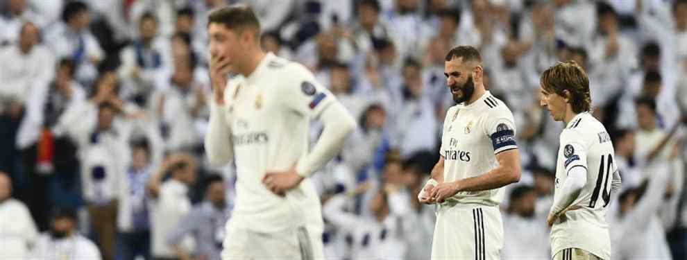 La afición apunta al responsable de la crisis del Real Madrid (y hay sorpresa sonada)