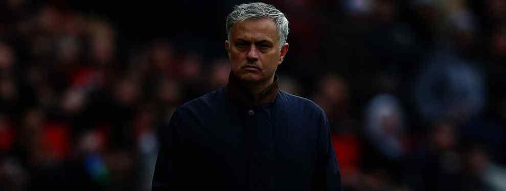 Florentino Pérez trabaja con la cabeza. Las negociaciones con José Mourinho para que sea el entrenador del Real Madrid van por el buen camino, pero se pueden torcer en cualquier momento.