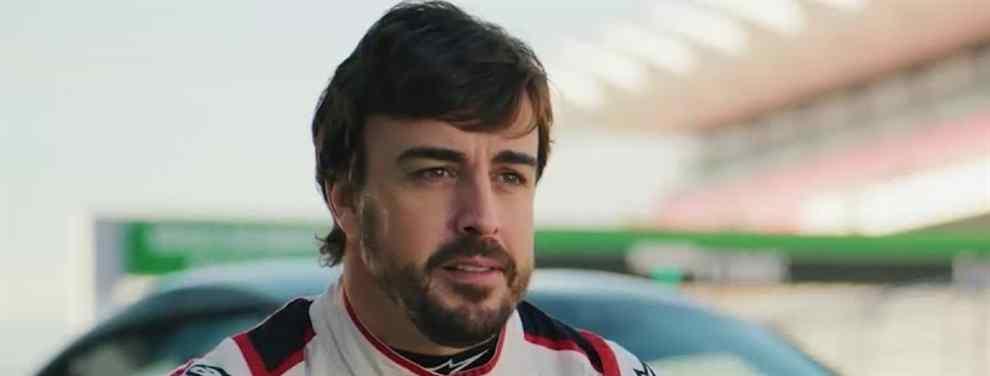 Fernando Alonso quiere volver. El asturiano no lleva ni un puñado de meses apartado del Gran Circo y ya mueve ficha para asegurarse su vuelta y por la puerta grande.
