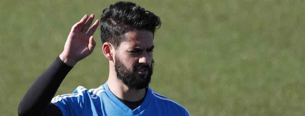 Isco dinamita el Real Madrid con una salvajada que Florentino Pérez y Ramos no saben como esconder