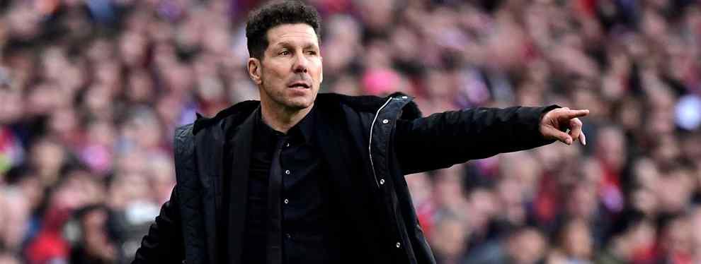 Simeone le quita un fichaje a Florentino Pérez: negociación secreta en el Atlético