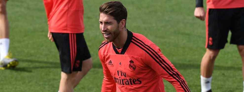El chivatazo de Sergio Ramos: Florentino Pérez tiene un 2x1 sorpresa para el Real Madrid