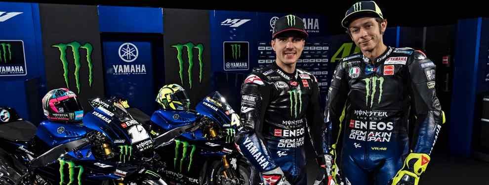 Valentino Rossi avisa a Marc Márquez y Jorge Lorenzo: el 'top secret' en Yamaha