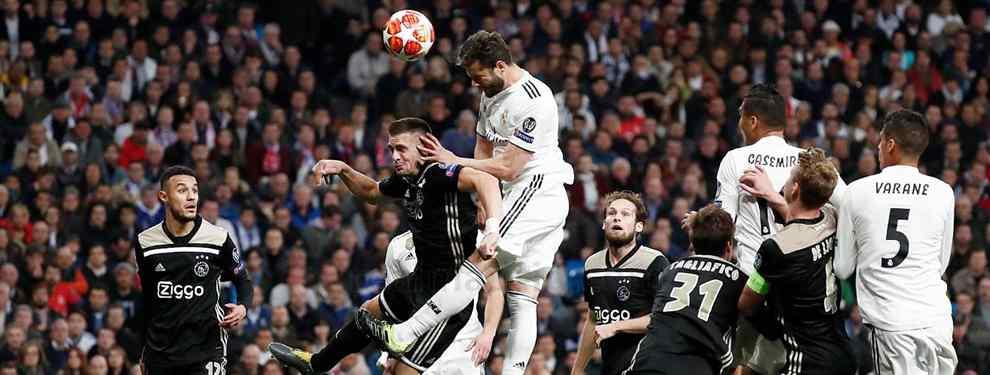 No. El Real Madrid busca nuevas caras para rehacer un equipo en caída libre y no todos quieren asumir el riesgo de enrolarse en un proyecto cogido con pinzas.  El primero en borrarse, y avisan que no será el último, ha sido Mauro