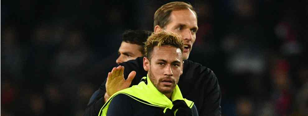 Neymar sigue en la pomada.  El atacante del PSG tiene un pacto con Florentino Pérez que marcará su desembarco, o no, en el Real Madrid este verano.
