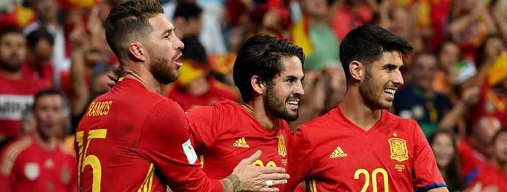 Sergio Ramos, Isco y Asensio cambian a Mourinho por un técnico bomba para el Real Madrid