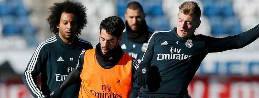 Florentino Pérez piensa en grande y prepara una limpieza a fondo. El Real Madrid se ha convertido en un equipo sin alma, sin individualidades y sin nada. No puede volver a repetirse.