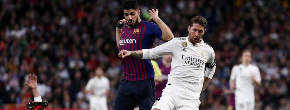 Sergio Ramos está en la calle: Florentino Pérez elige nuevo galáctico para el Real Madrid