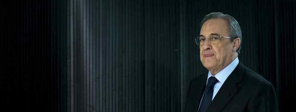 El fichaje sorpresa de Florentino Pérez que quiere arrebatarle a un equipo de la Premier